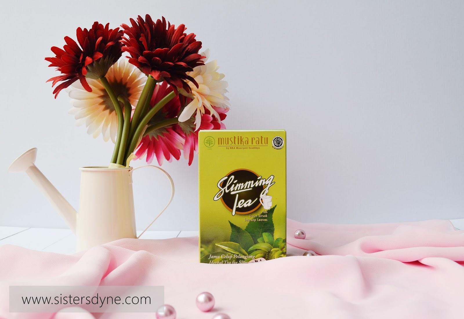cara minum my slimming tea