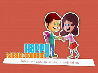 Happy Raksha Bandhan Advance Pics for Sister