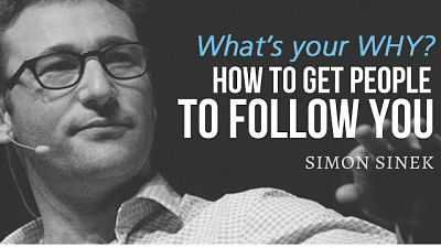 Simon Sinek - 4 Awesome Rules to be a Great Leader
