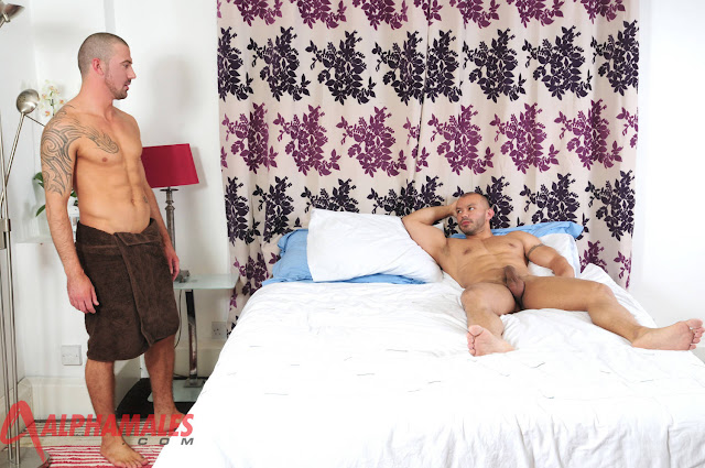 Marco Sessions and Daniel Dias