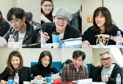 Pembacaan Naskah Pertama Drama 'Wok Of Love'