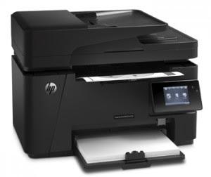 HP LaserJet Pro MFP M127FW Printer Driver Download