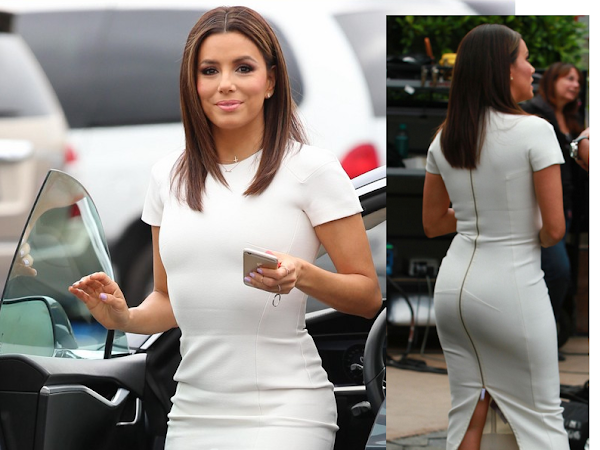 Look - Eva Longoria - Los Angeles