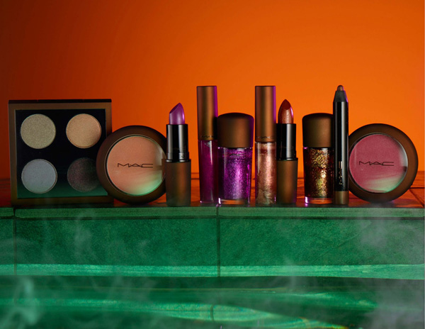 MAC Temperature Rising Collection Summer 2013