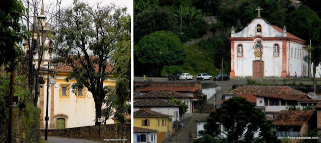 Igrejas coloniais de Ouro Preto, Minas Gerais
