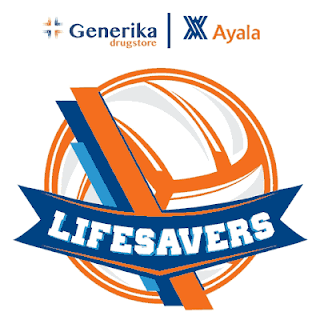 List of Generika-Ayala Lifesavers official team lineup PSL Grand Prix 2018