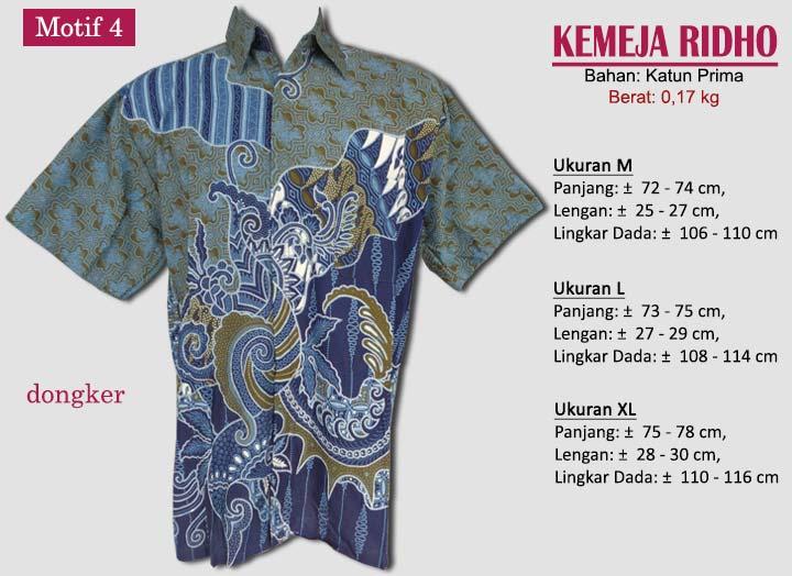 Grosir Kemeja Batik Pria Murah Dan Berkualitas Batik
