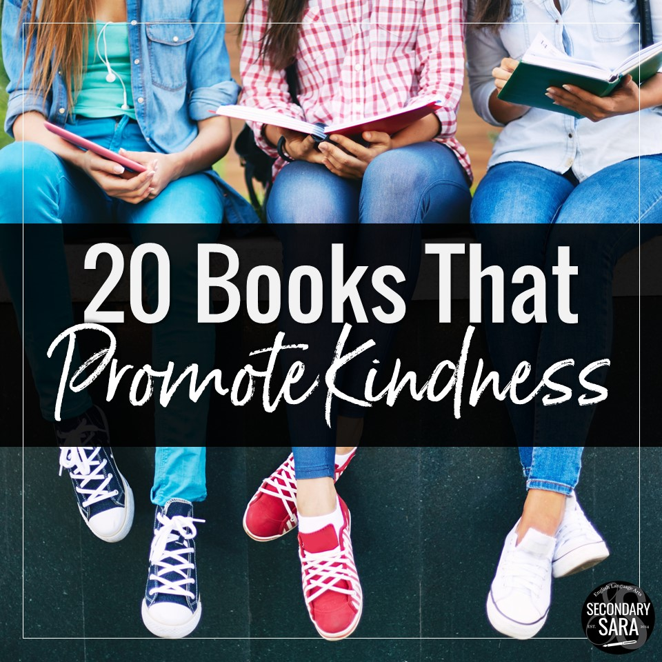 20 Books That Promote Kindness