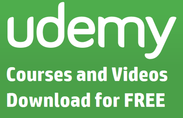 Cara Download Video Udemy Gratis 100% Tanpa Bayar