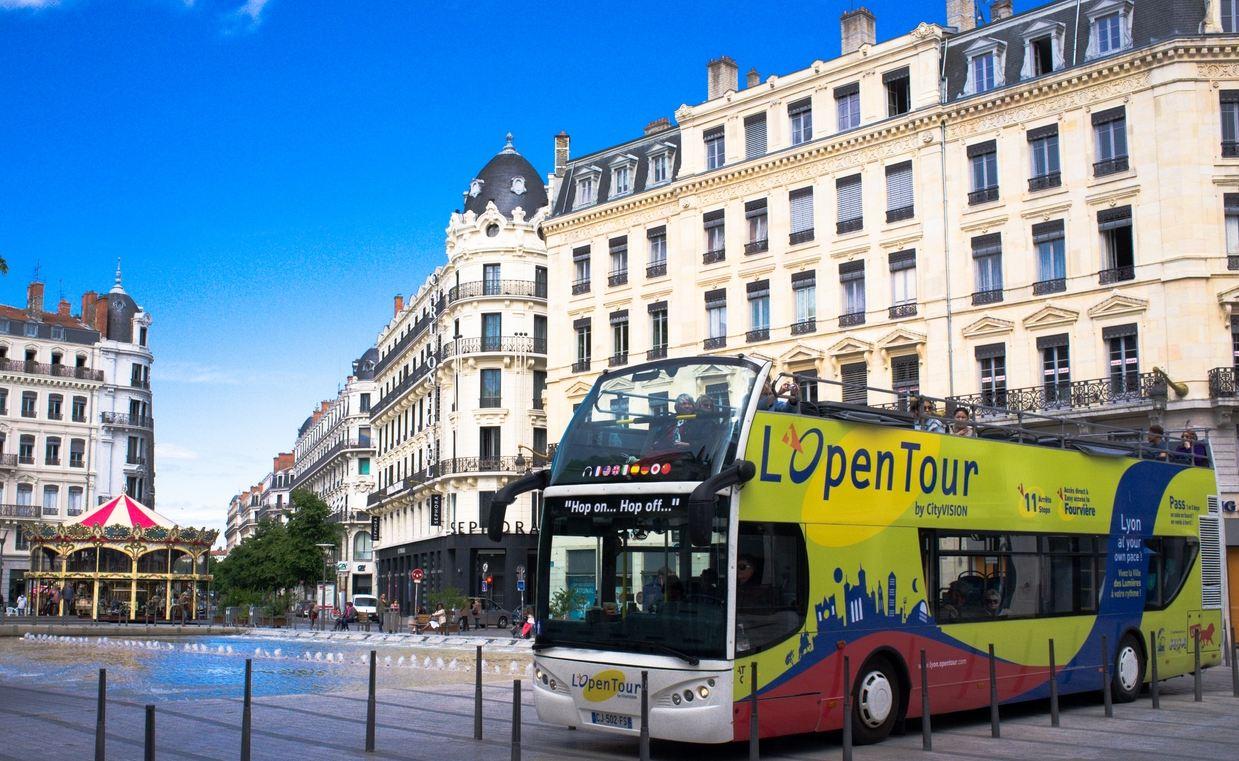 Open Tour de Lyon