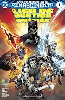 DC Renascimento: Liga da Justiça da América #1