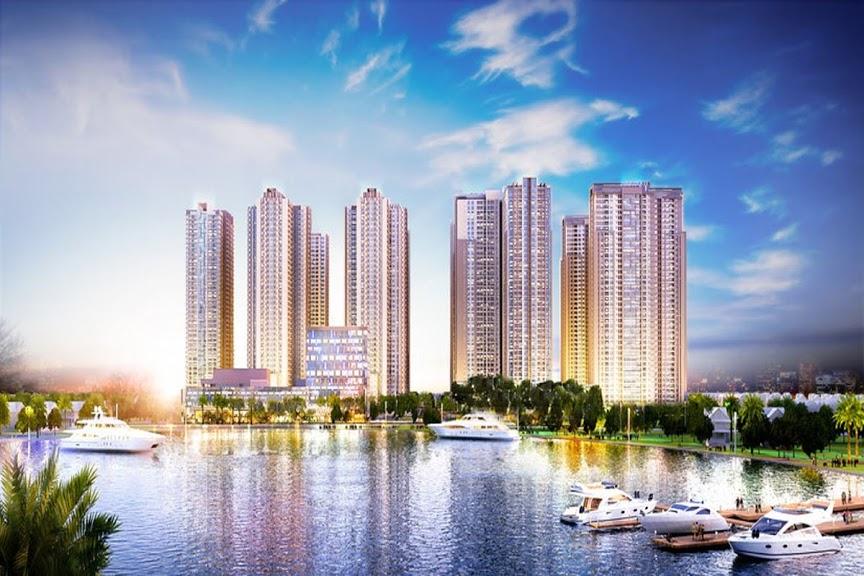 Chung Cư TNR Goldmark City