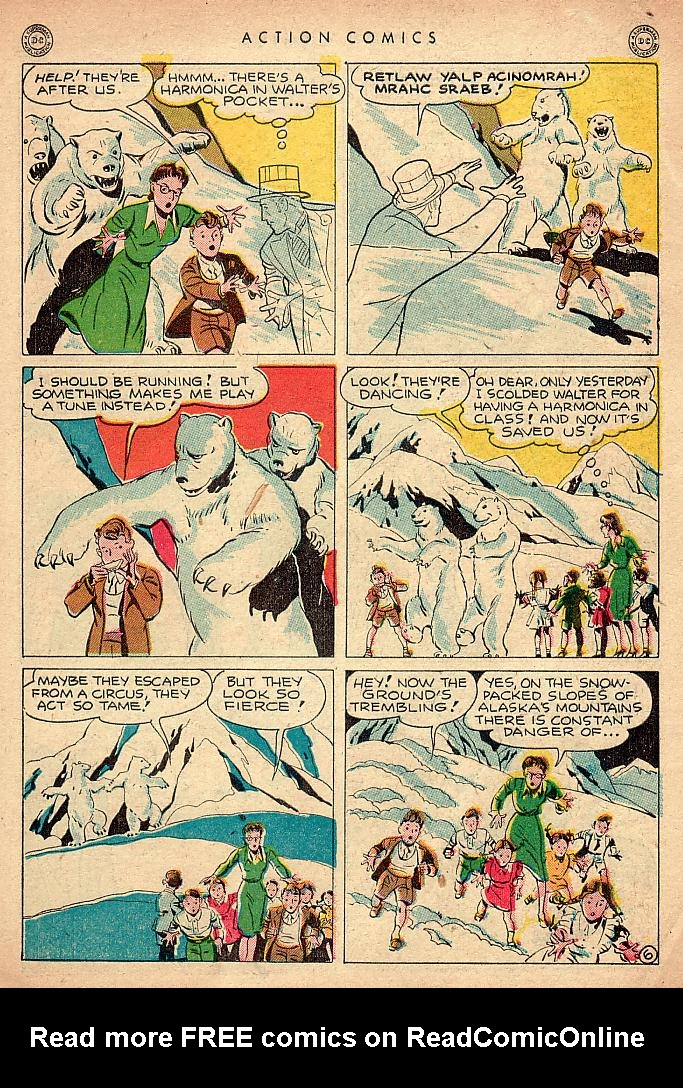 Action Comics (1938) 90 Page 45