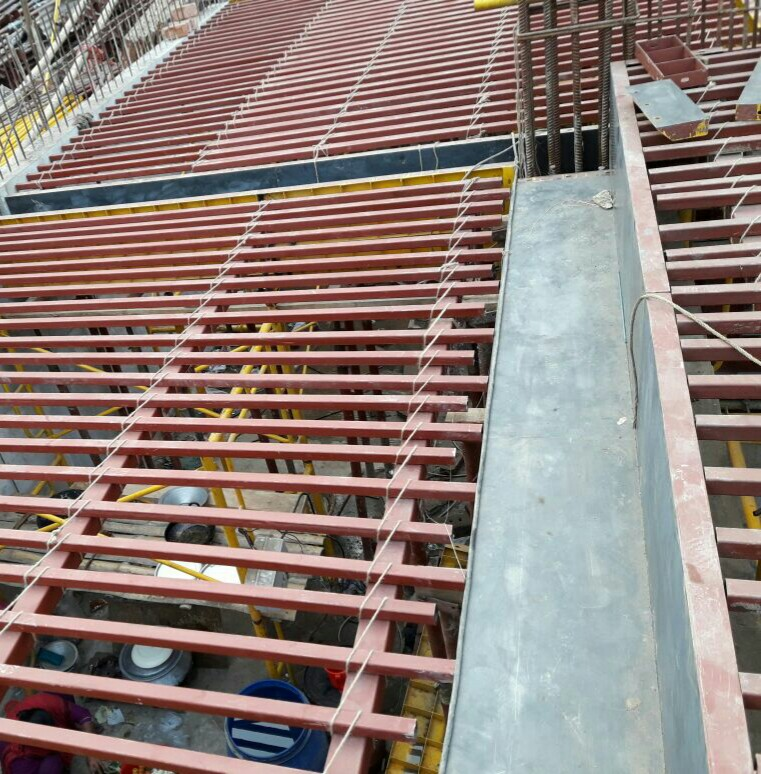 Rcc Slab Vs Slab Solid : Preparation for constructing rcc slab a civil engineer