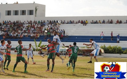 INTERMUNICIPAL: Confira o Placar dos jogos que completaram a rodada de ida das oitavas de final