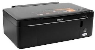 Epson Impressora Stylus TX125 Driver Download
