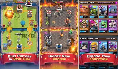 Clash Royale Apk MOD (Unlimited Gems)