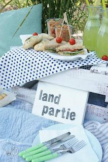 Picknickzubehör