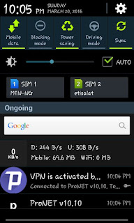 Latest Mtn 9GB IME for Tweaking fro free browsing
