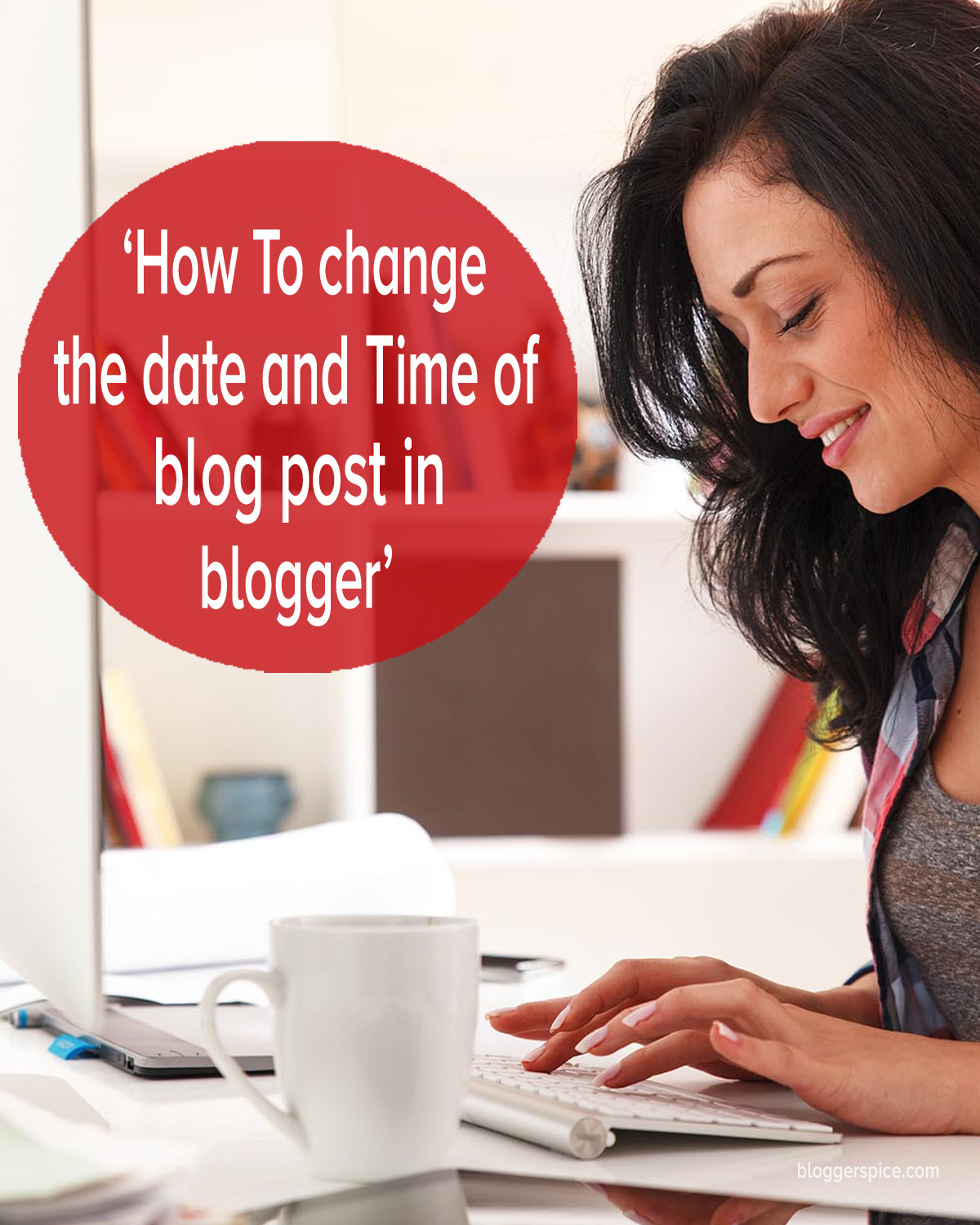 tutorial to change the date of a blog post in blogger and Republish for SEO?