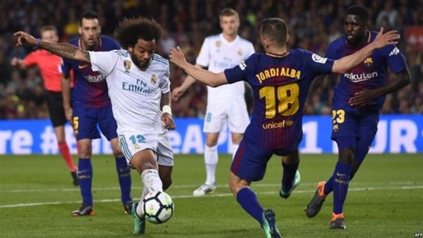 موعد مباراة ريال مدريد وبرشلونة في كأس إسبانيا