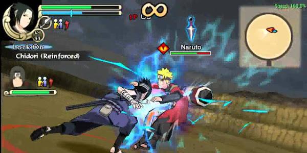 Naruto Shippuden - Ultimate Ninja Impact (Europe)