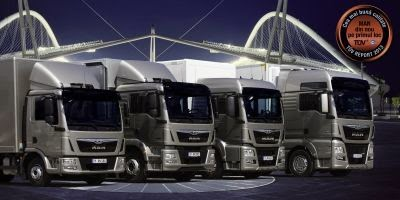 TUV 2013 - MAN trucks
