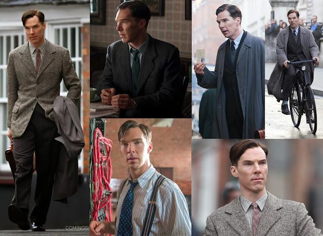 Alan Turing - Benedict Cumberbatch
