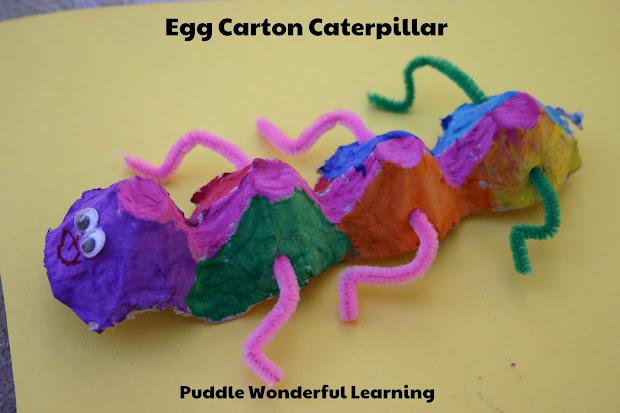 Spring Preschool Art Activities