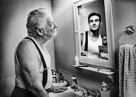 """En Pep Cassany i l'imatge que retorna """"el mirall"""""""