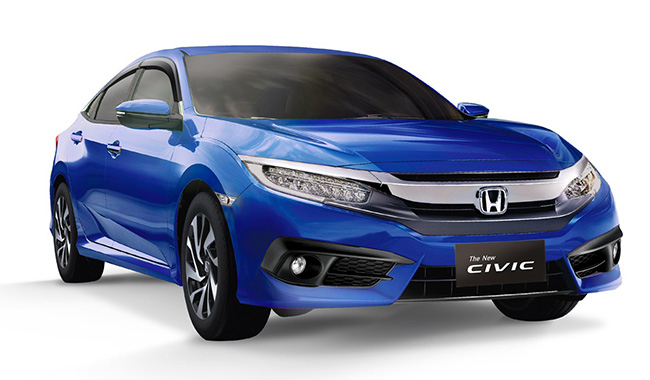 Honda Civic 1.8 E CVT Navi Limited Edition