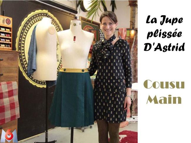 patron couture cousu main