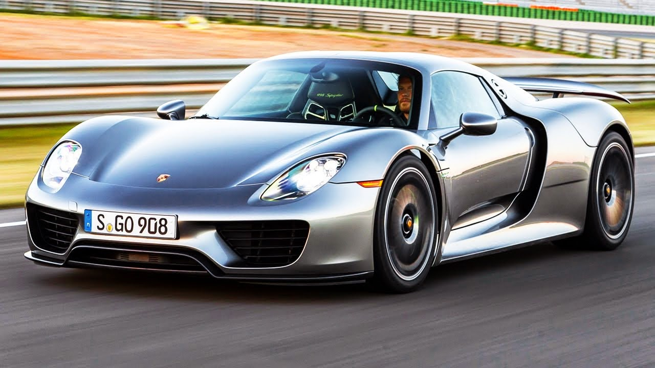 Gkn Earns Technology Partner Status For Porsche 918 Spyder