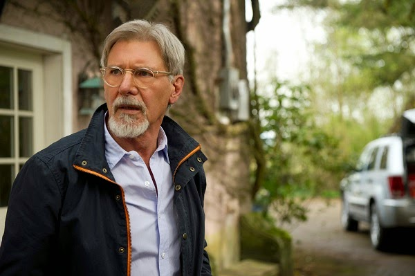 Harrison Ford in The Age of Adaline