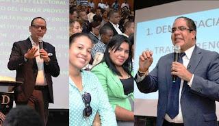 """FJT REALIZA SEMINARIO """"RETOS Y DESAFÍOS DE LOS PARTIDOS POLÍTICOS EN LA REPÚBLICA DOMINICANA"""""""