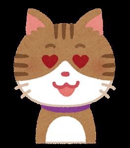 猫のイラスト「居眠り」