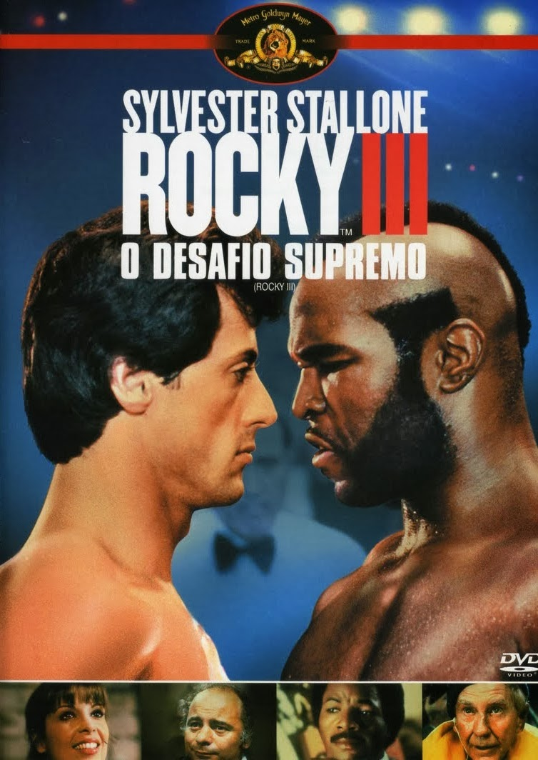 Rocky 3: O Desafio Supremo – Dublado (1982)