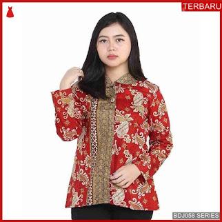 BDJ58B47 Blouse Batik 0069 Terbaru BMGShop