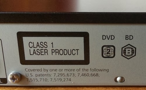 A Hero Never Dies: Panasonic DMP-BDT130 Blu Ray Player In Sort Of