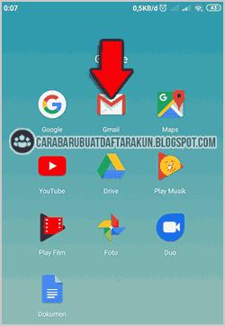 3 Cara Melihat Alamat Email Gmail Sendiri Di Hp Android