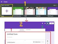 Masih Zaman Membuat Soal diKertas ? Cek DiMari Membuat Soal Online Menggunakan Google Forms