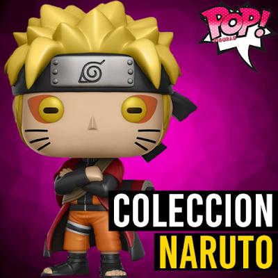 Lista de figuras funko pop de Funko POP Naruto