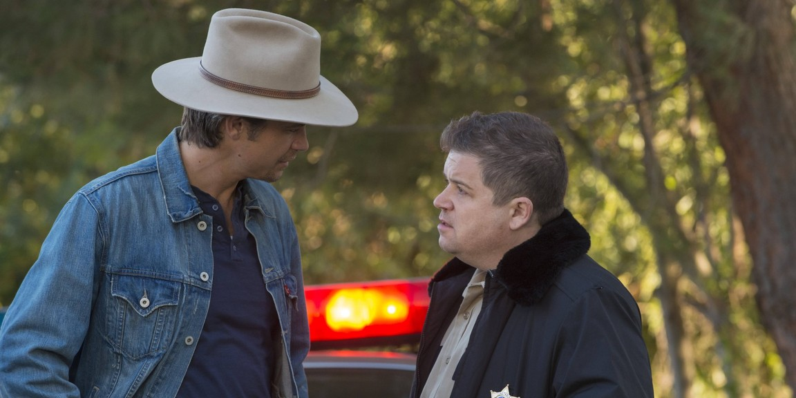 Justified - Season 4 Episode 1: Hole in the Wall