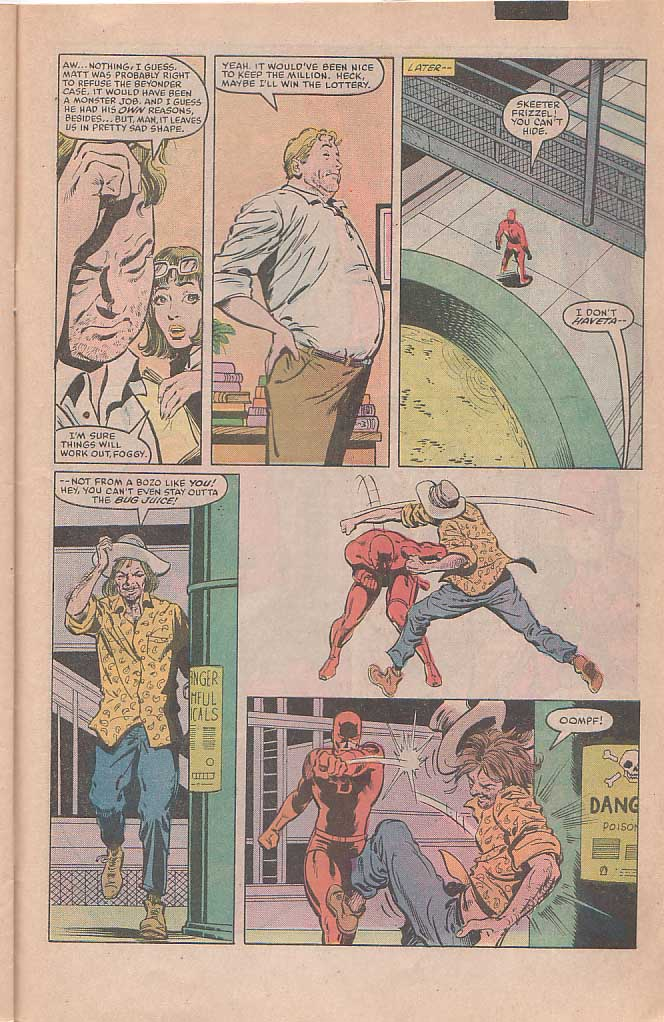 Daredevil (1964) 223 Page 21