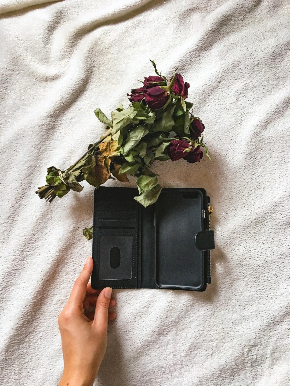 portemonnaie handyhülle
