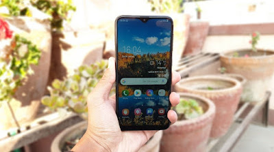 Review of Samsung Galaxy M20