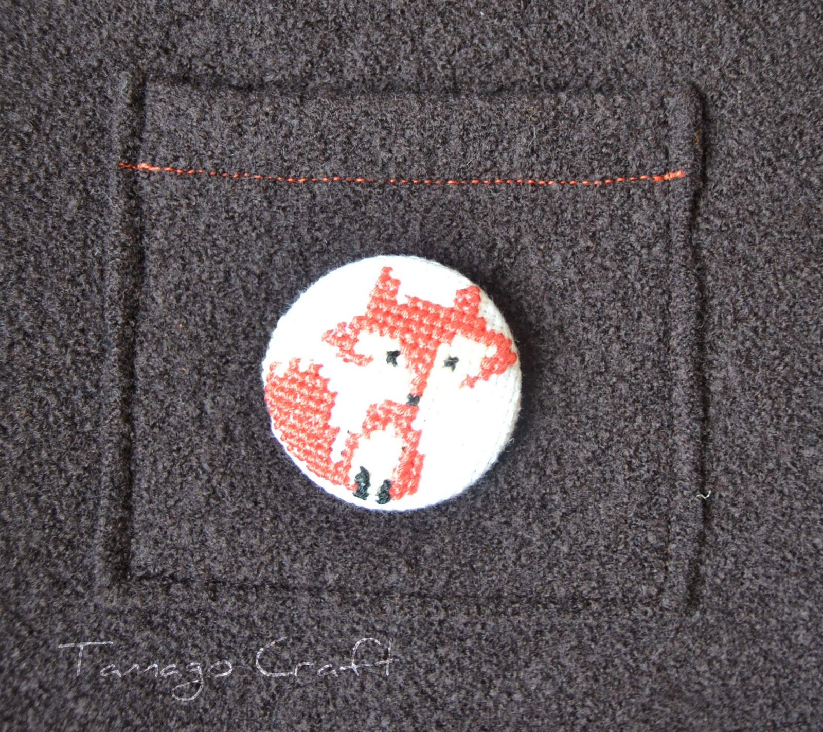 Tamago Craft: Foxy Brown Jacket