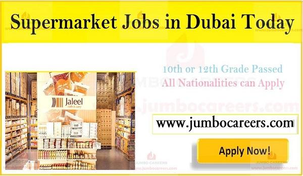 walk in interview jobs in Dubai, 10th pass jobs in Dubai,