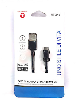 cavo micro usb rapida 3.1A on tenck