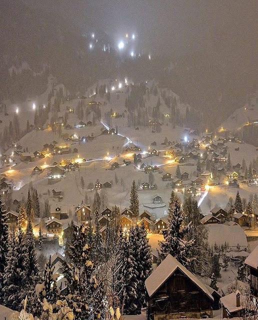 Лыжный городок